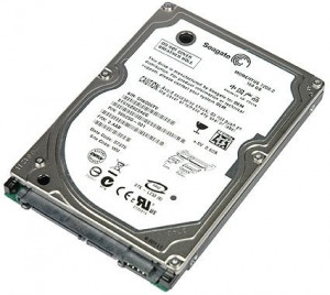 Seagate Momentus 320GB 7200pm Notebook Drive